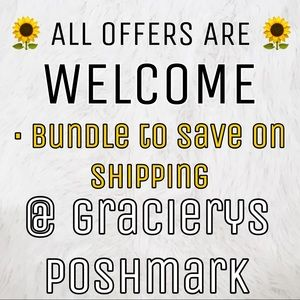 🌻 All offers welcome! 🌻